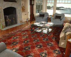 Oriental Rug Restoration - Nine-Step Cleaning Process